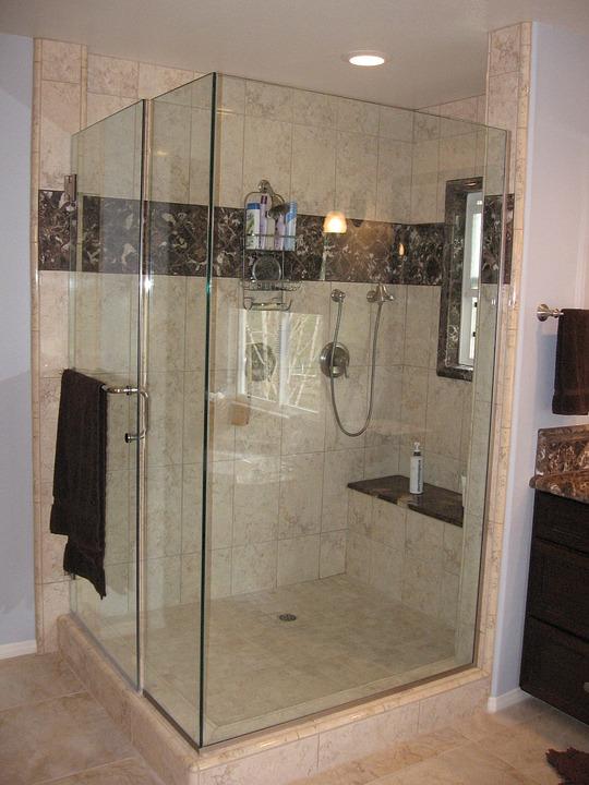 nowoczesne kabiny prysznicowe